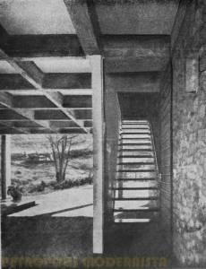 Garagem e acesso principal