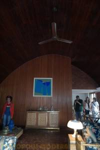 Vista interna da Sala.