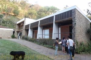 Vista Lateral Nordeste.