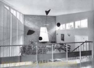 Móbile de Alexander Calder