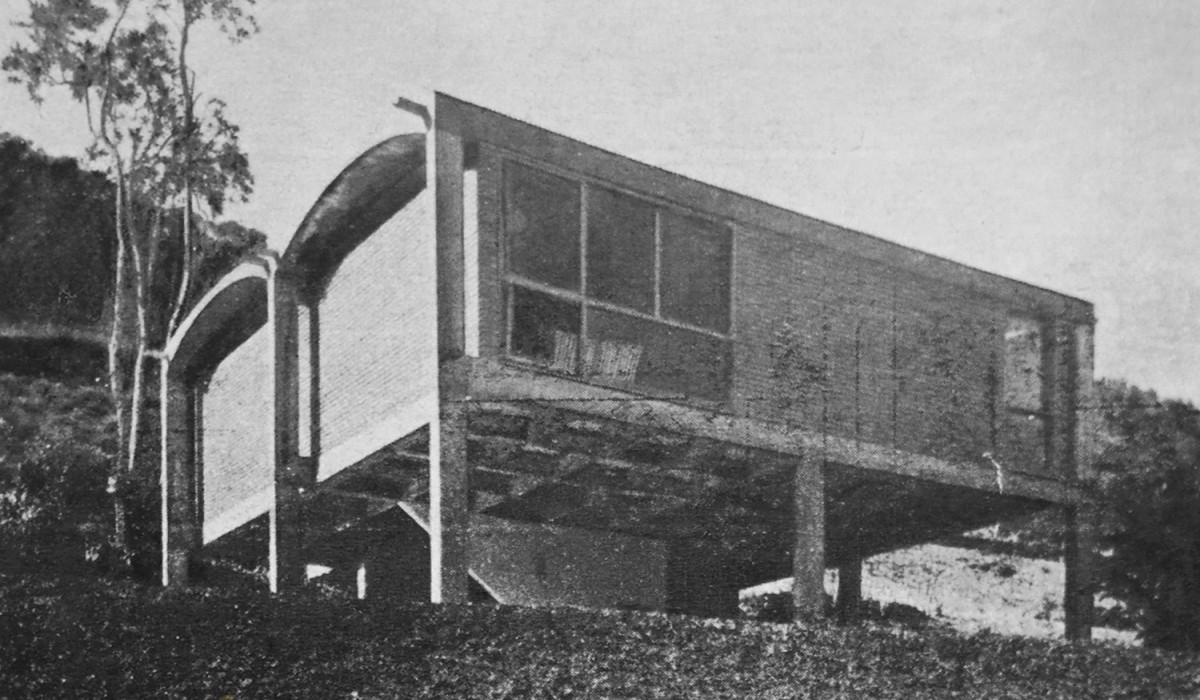 Residência de Veraneio do Arquiteto – Arq. Affonso Eduardo Reidy