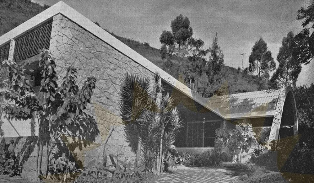 Residência Chagas Freitas – Arq. Sergio W. Bernardes