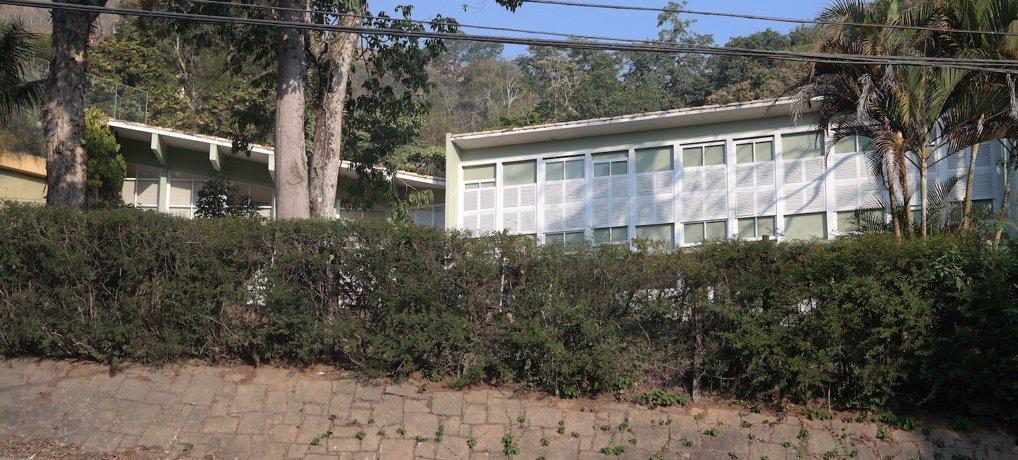 Residência George Hime – Arq. Henrique Mindlin