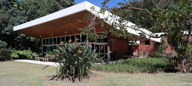 Residência Paulo Sampaio – Arq. Sergio W. Bernardes