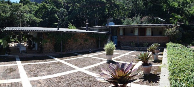 Residência de Lota Macedo Soares – Arq. Sergio W. Bernardes