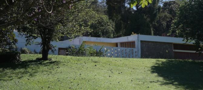 Residência Geraldo Baptista – Arq. Olavo Redig