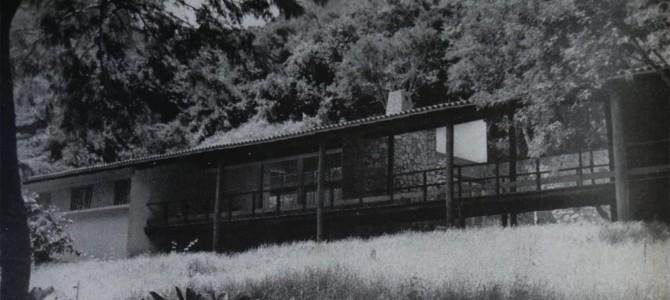 Residência do Embaixador Accioly – Arq. Francisco Bolonha
