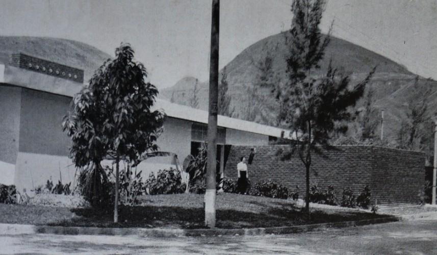 Residência de Veraneio – Arq. Rolf Hütter