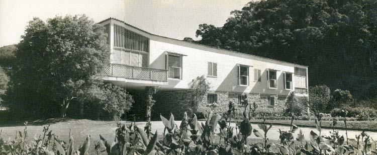 Residência Barão de Saavedra – Arq. Lúcio Costa